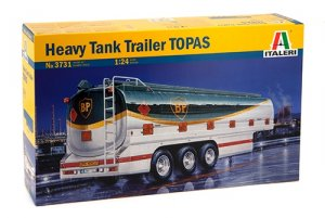 Heavy Tank Trailer Topas  (Vista 1)