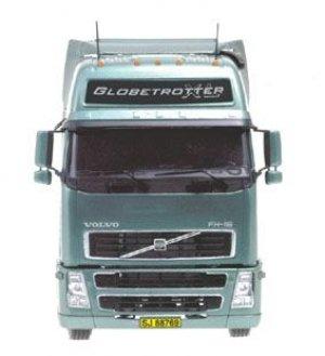 Volvo FH16 Globetrotter XL  (Vista 3)