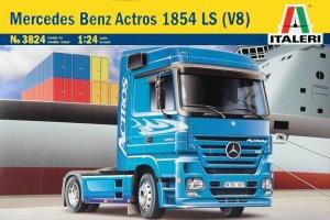 Mercedes-Benz Actros 1854 LS V8  (Vista 1)