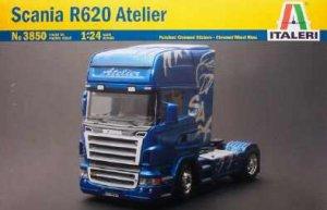 Camion Scania R620 Atelier  (Vista 1)