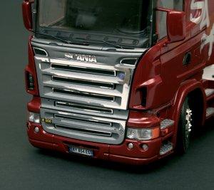 Camion Scania R620 Atelier  (Vista 2)