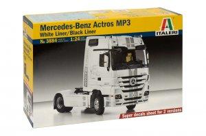 Mercedes - Benz Actros MP3  (Vista 1)