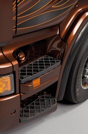 Scania R730 ''Black Amber''  (Vista 2)
