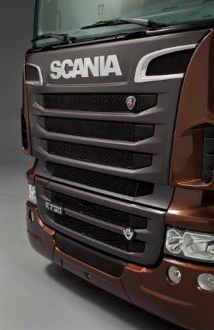 Scania R730 ''Black Amber''  (Vista 3)