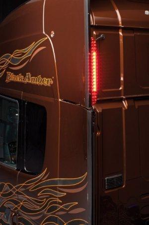 Scania R730 ''Black Amber''  (Vista 6)