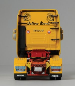 Iveco Stralis Yellow Devil  (Vista 4)