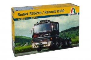 Berliet R352ch / Renault R360  (Vista 1)