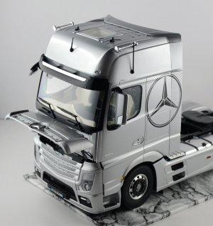 Mercedes Benz Actros MP4 Gigaspace  (Vista 3)