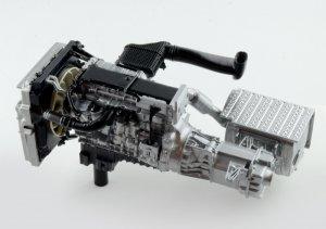 Mercedes Benz Actros MP4 Gigaspace  (Vista 4)