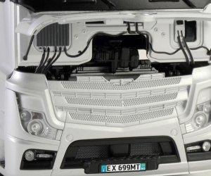 Mercedes Benz Actros MP4 Gigaspace  (Vista 5)
