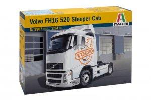 Volvo FH16 520 Sleeper Cab  (Vista 1)
