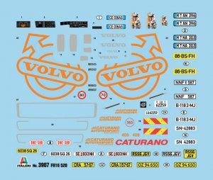 Volvo FH16 520 Sleeper Cab  (Vista 2)