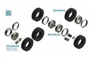 Neumáticos y Llantas Europeos  (Vista 2)