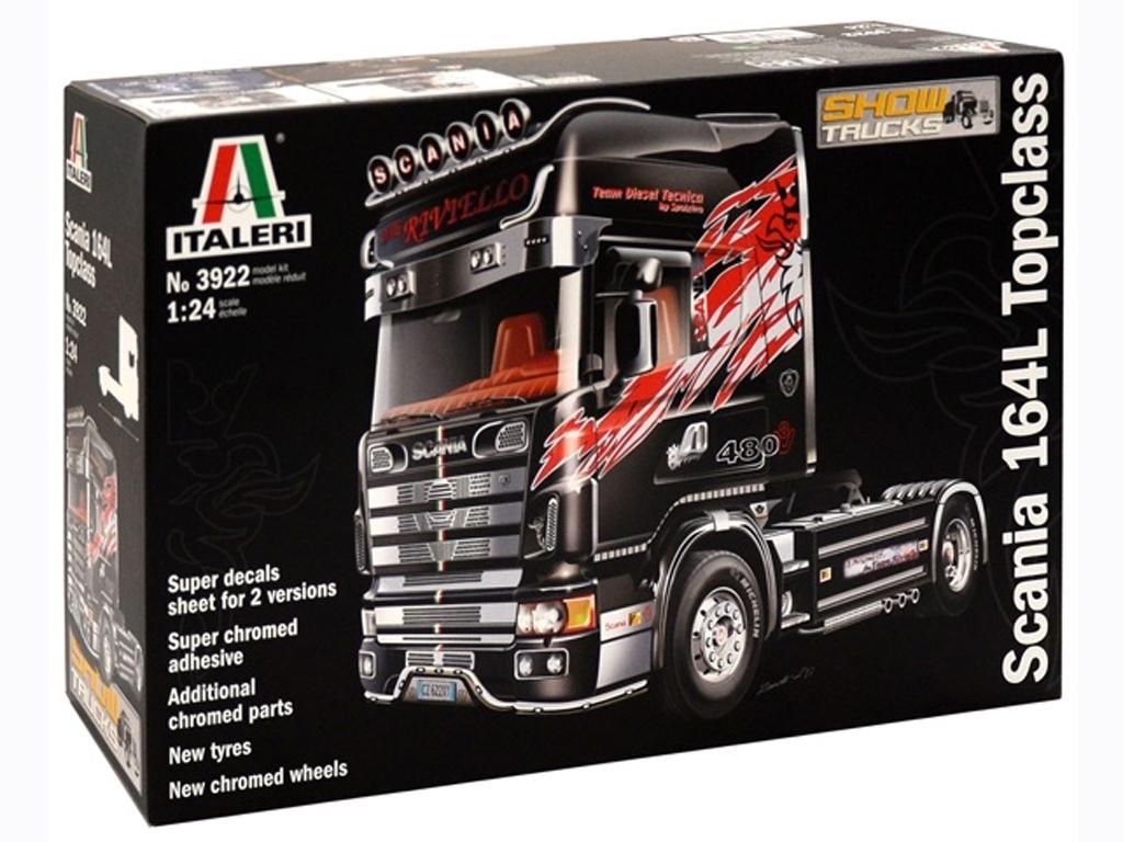 Scania 164 L Topclass  (Vista 1)