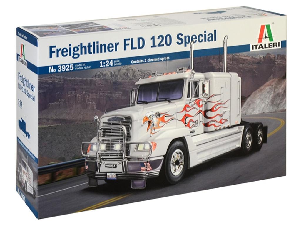 Freightliner FLD 120 Special  (Vista 1)