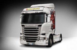 Scania R730 Streamline - Highline Cab  (Vista 2)