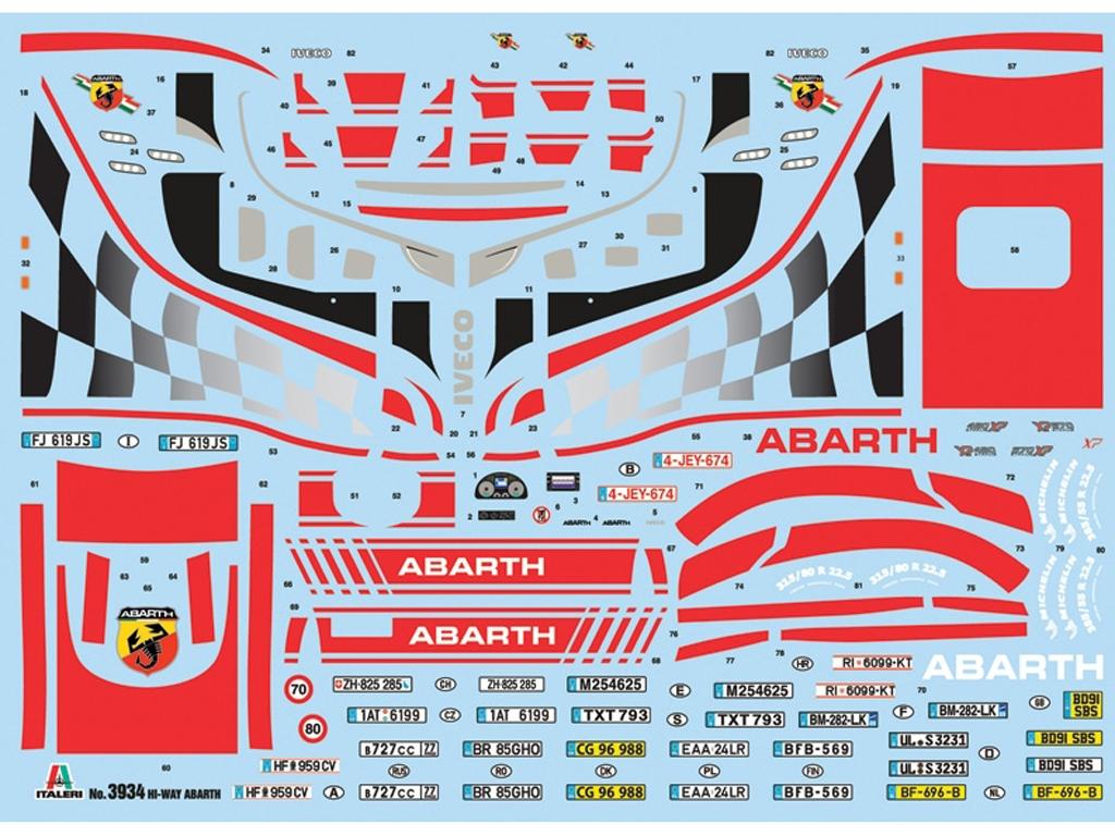 Iveco HI-Way E5 Abarth  (Vista 3)