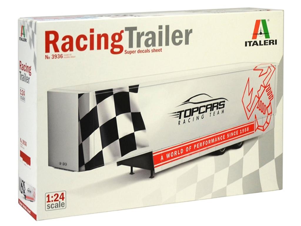 Racing Trailer  (Vista 1)