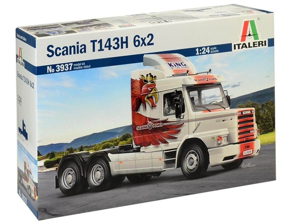 Scania T143H 6x2  (Vista 1)