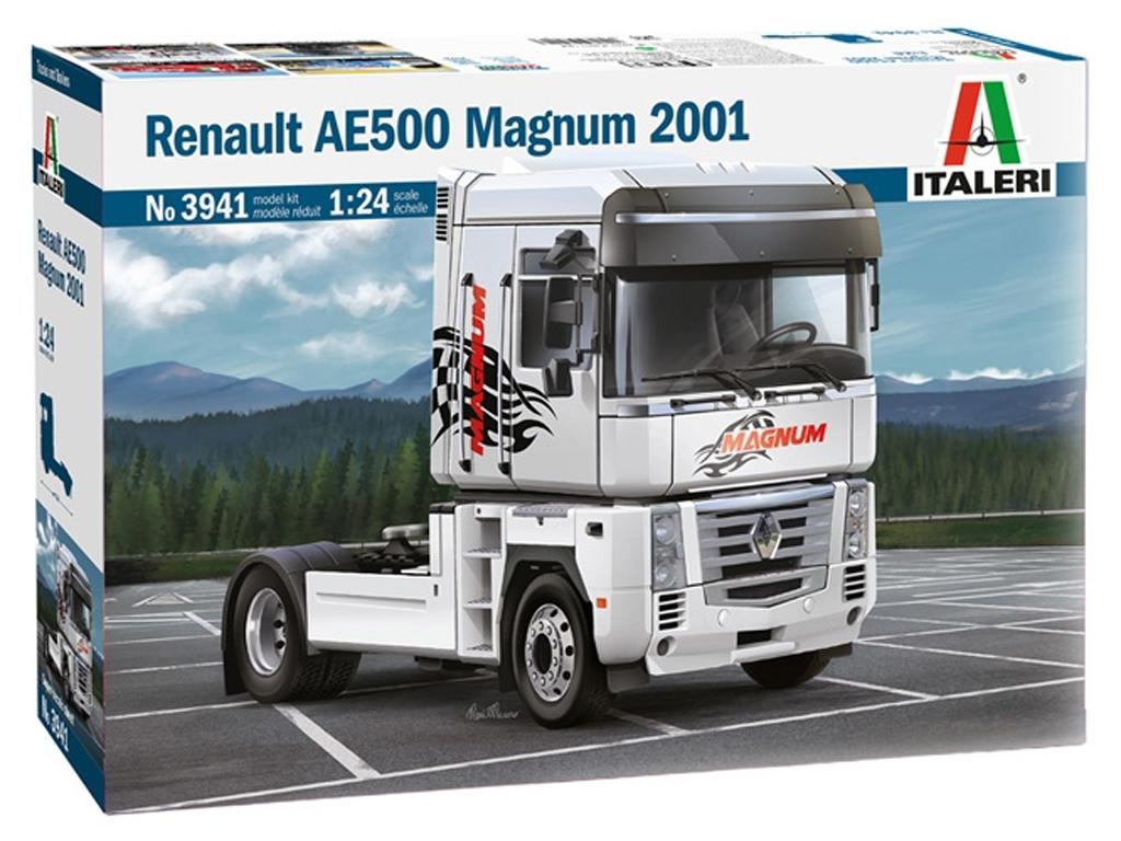 Renault AE500 Magnum 2001  (Vista 1)