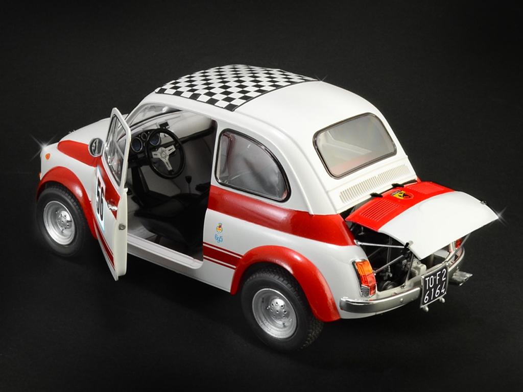 Fiat Abarth 695 SS  (Vista 2)