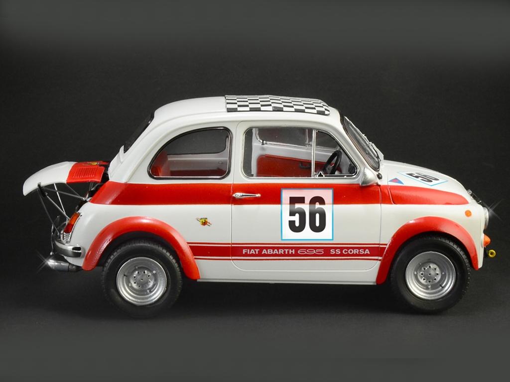 Fiat Abarth 695 SS  (Vista 3)
