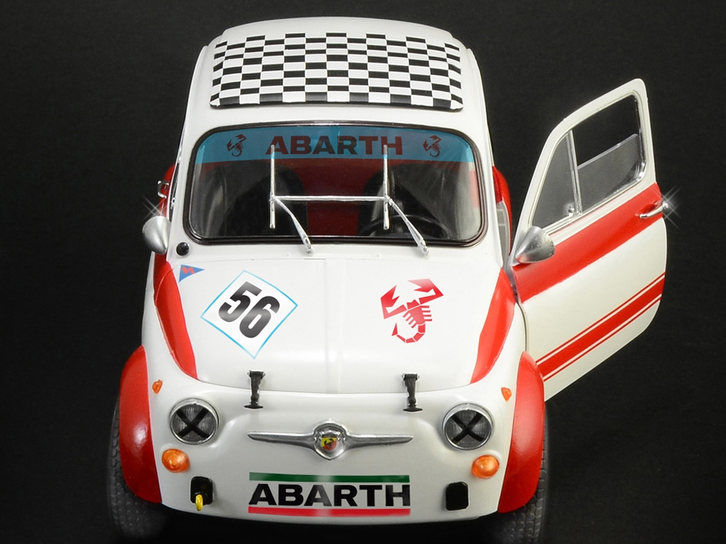 Fiat Abarth 695 SS  (Vista 4)