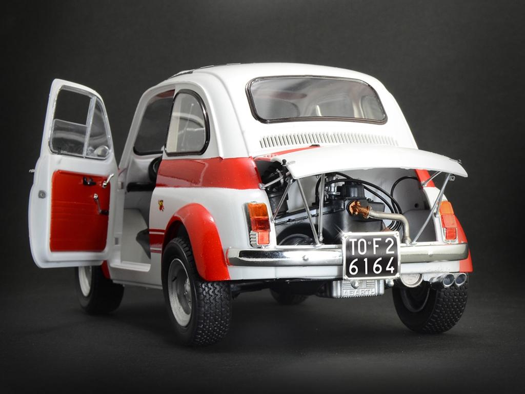 Fiat Abarth 695 SS  (Vista 5)