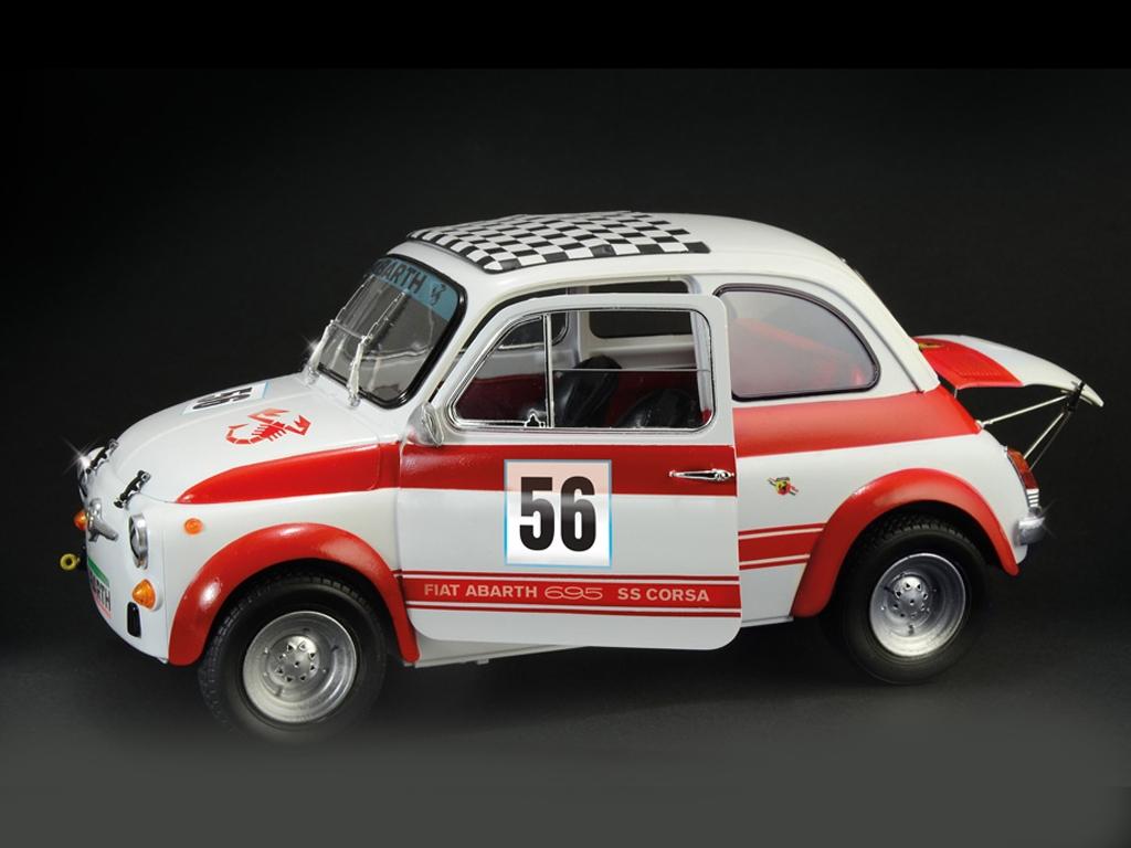 Fiat Abarth 695 SS  (Vista 6)