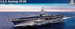 USS Saratoga CV-60  (Vista 1)
