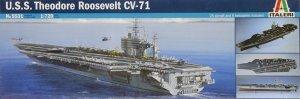 Portaaviones USS Roosevelt  (Vista 1)