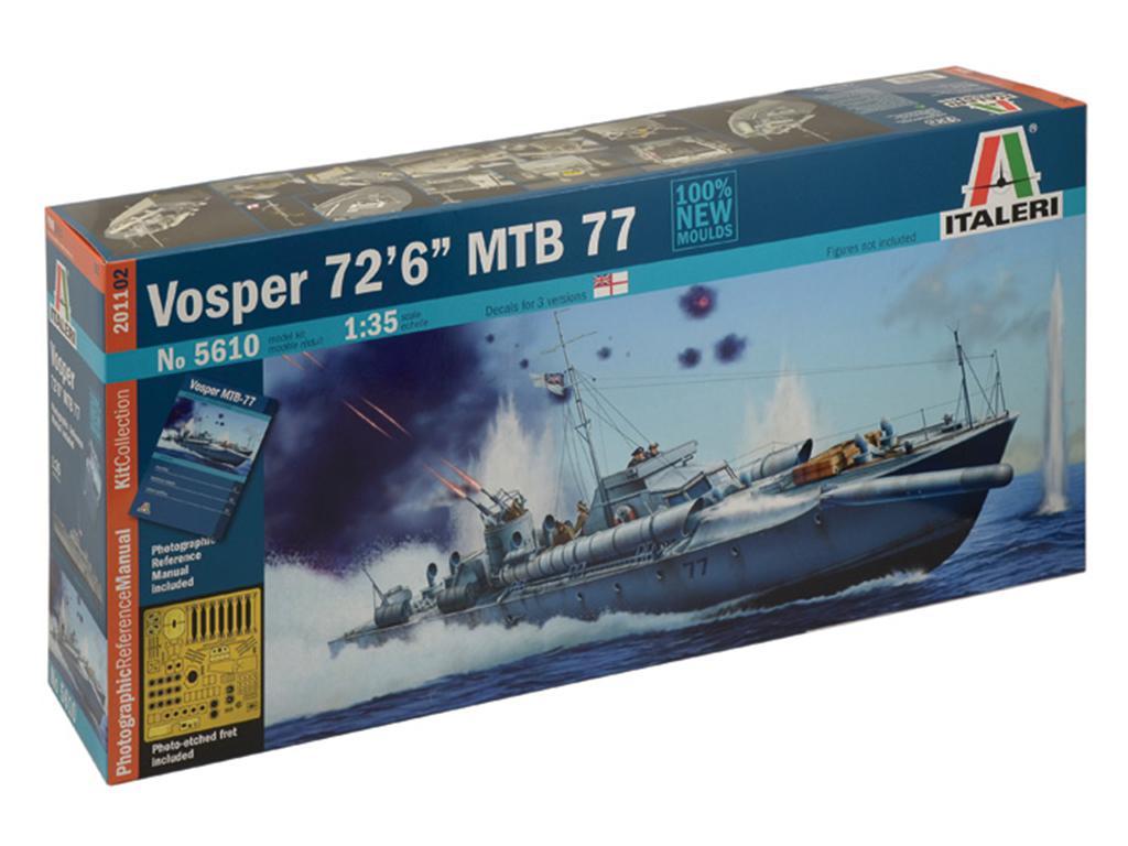"""MBT Vosper 73'6""""  (Vista 1)"""