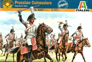 Napoleonic Prussian Cuirassiers  (Vista 1)