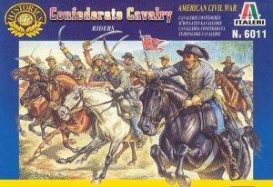 Caballeria Confederada, Guerra Civil  Am  (Vista 1)