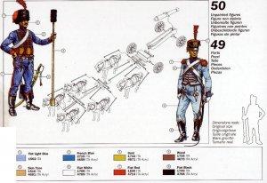 Artilleria de Linea Francesa  (Vista 2)