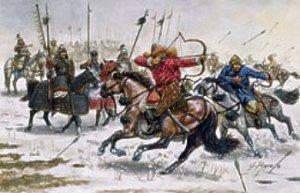 Hordas Mongolas  (Vista 1)
