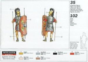 Infanteria Romana Siglos I Y II  (Vista 2)