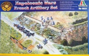 Set de Artilleria Francesa, Guerras Napo  (Vista 1)