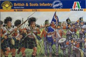 Infanteria Britanica y Escocesa  (Vista 1)