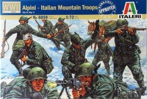 Tropas de Montaña Italianas  (Vista 1)