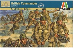 Comandos Britanicos - Ref.: ITAL-06064