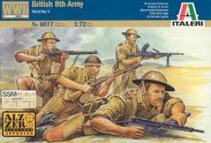 Octavo Regimiento Britanico  (Vista 1)