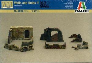Paredes y Ruinas II  (Vista 1)