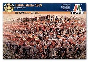 Infanteria Britanica 1815  (Vista 1)