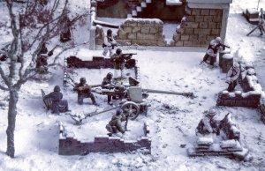 Bastogne Diciembre 1944  (Vista 4)