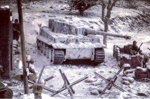 Bastogne Diciembre 1944  (Vista 5)