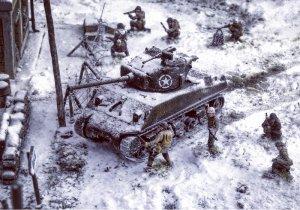 Bastogne Diciembre 1944  (Vista 6)