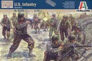 Infanteria Estadounidense  (Vista 1)