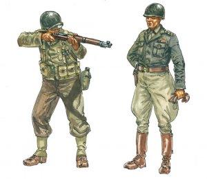 Infanteria Estadounidense  (Vista 2)