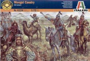 Caballeria Mongola Siglo XIII  (Vista 1)
